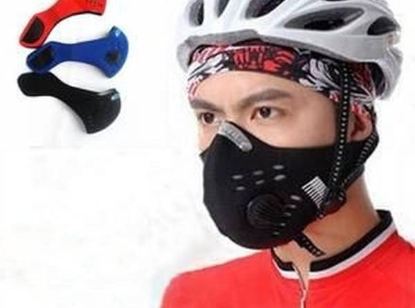 masque anti pollution japonais bouche