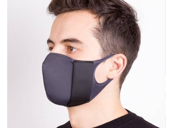 masque coreen anti pollution noir