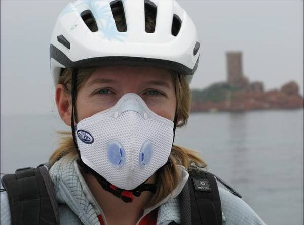 masque anti pollution jetable n95