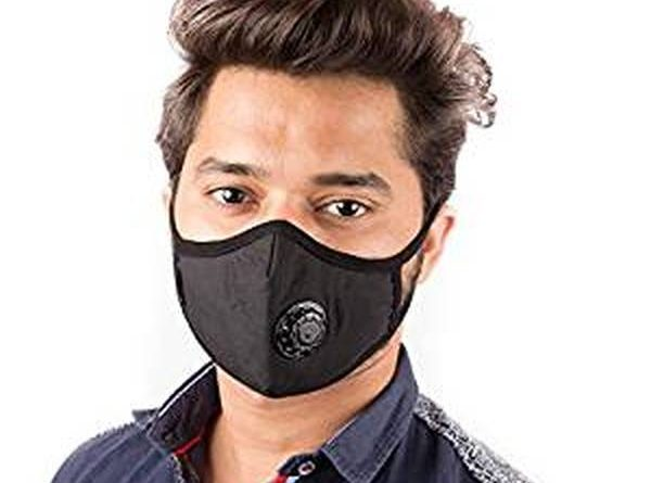 masque tissu anti pollution