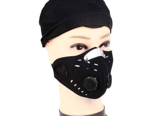 masque anti pollution simple