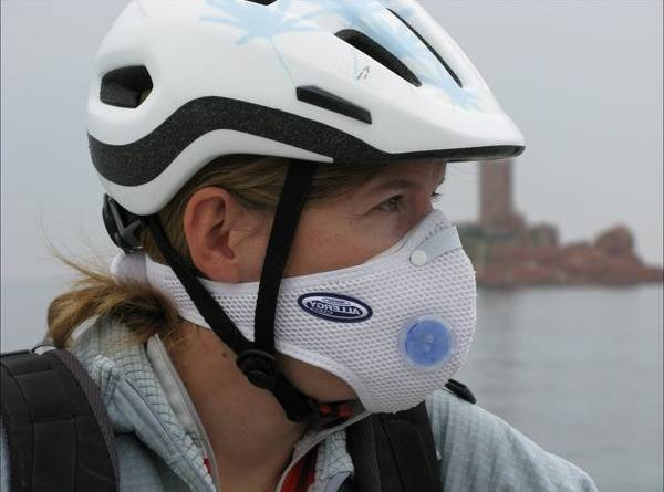 masque anti pollution respro techno