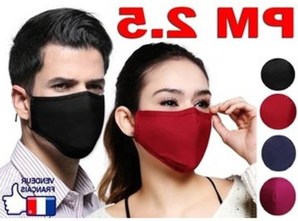 masque anti pollution vtt